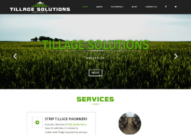 Tillage Solutions Website